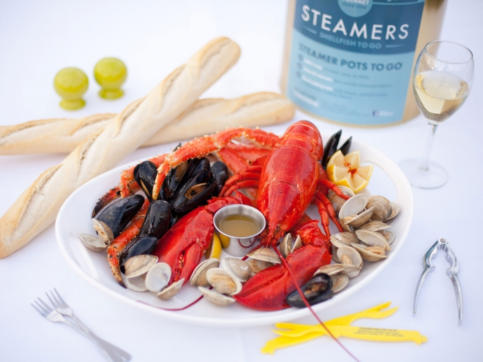 Steamer Pots To Go®: The Original Outer Banks New England Style Clambake
