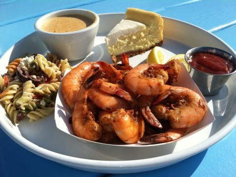 Steamers Spring Specials offer 4 courses for just $15.